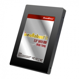 Solid State Drives Hi-Speed 2.5  Flash Disk SATA INNOROBUST II Wide Temp