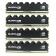 16GB PC3L-12800 1600MHZ DDR3 UDIMM  9-9-9-24  FROSTBYTE-G3-B 1.35V (4x4GB)